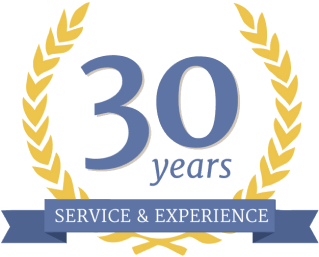 image of 30 years of rental service