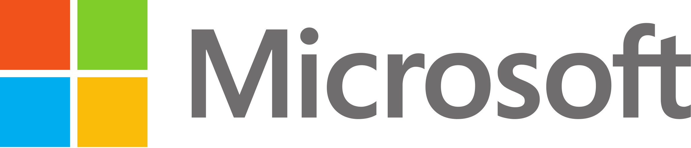 Image of microsoft logo brand for rentals